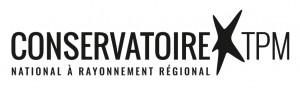 Logo Conservatoire TPM -2 lignes