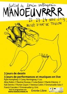 festival Manœuvrrrr 2013